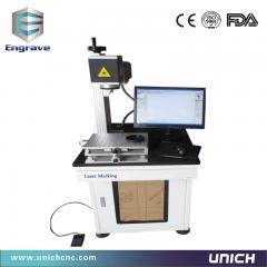 UNICH Fiber laser marking  machine