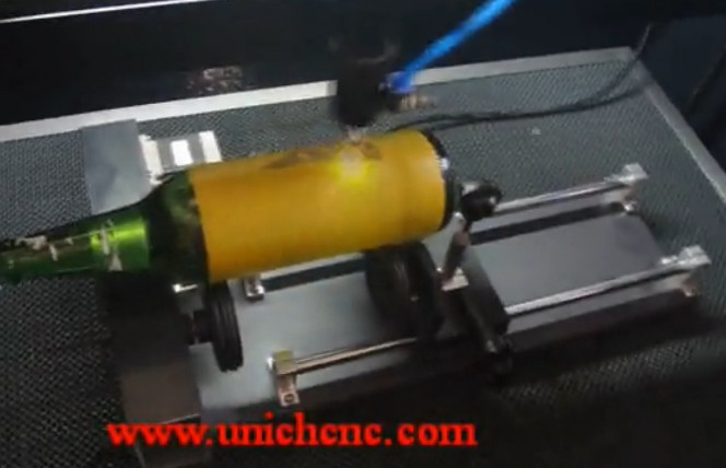 UNICH co2 CNC Laser with rotary