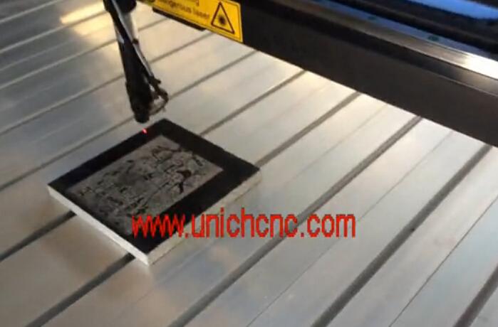 UNICH CNC Laser for stone