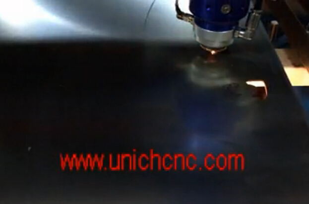 UNICH CNC Laser cutting 2mm metal