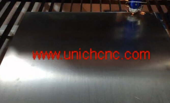UNICH CNC Laser cutting 2 mm metal