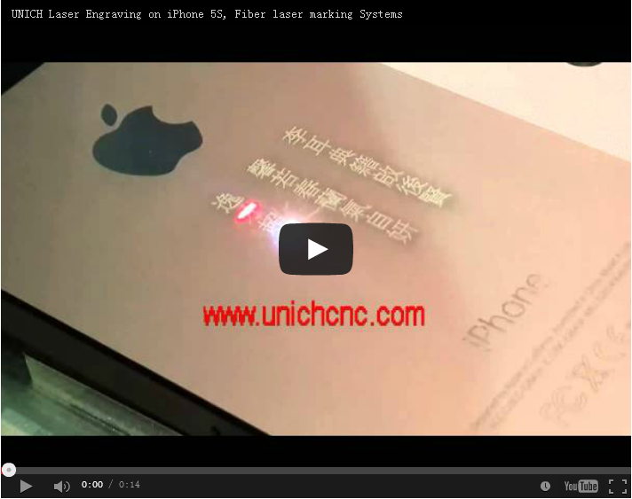 UNICH Laser marking machine