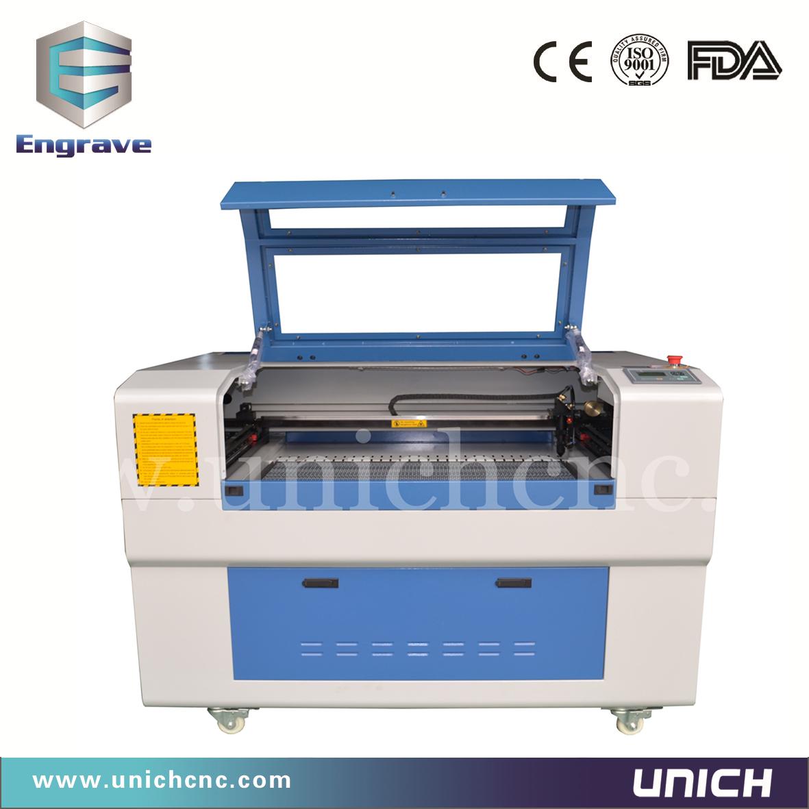 UNICH LXJ9060 CNC Laser (900x600mm working area )