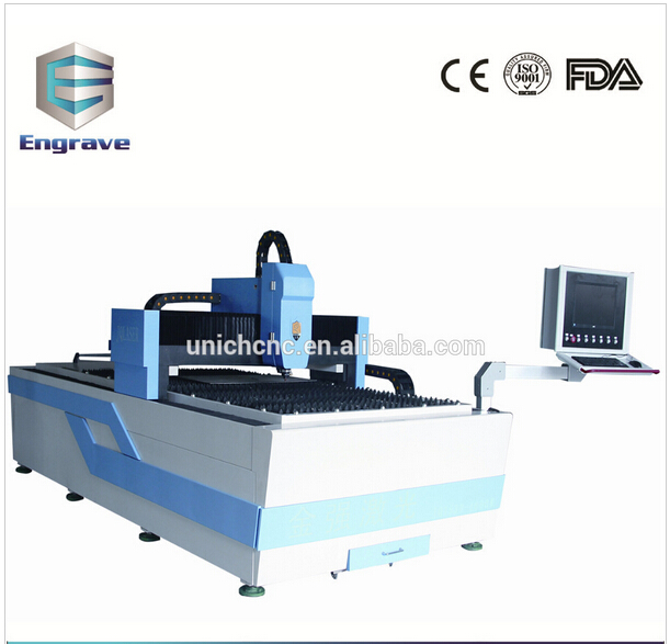 Very Good quality fiber laser cutting machine 500W
