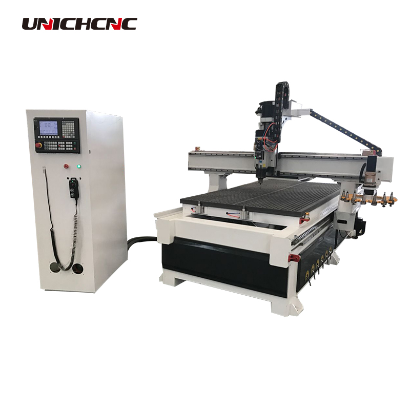 Automatic tool changer 1325 1530 cnc router