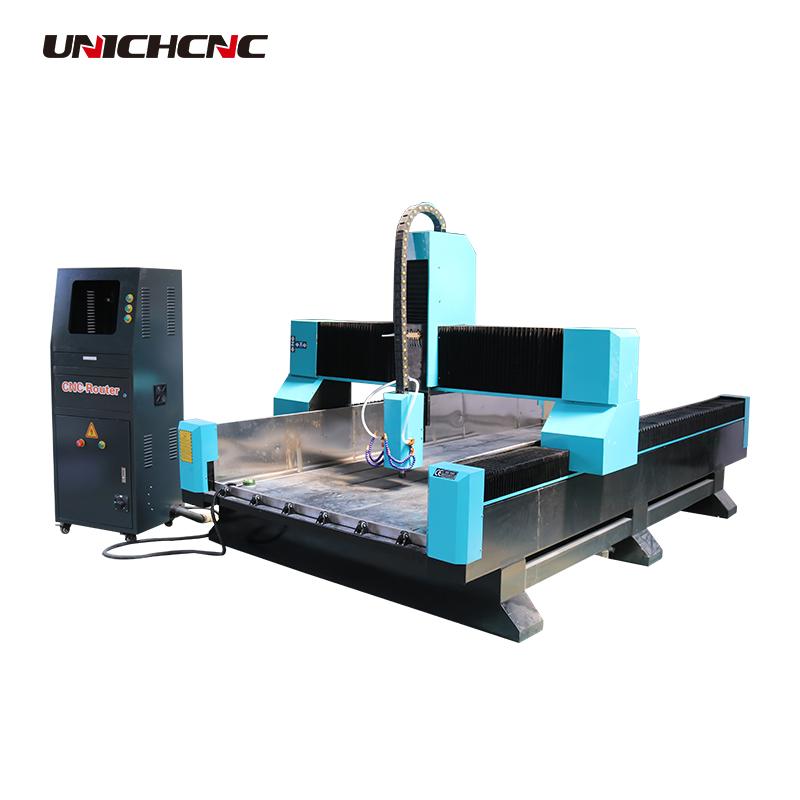 China high precision stone granite marble cnc router for granite