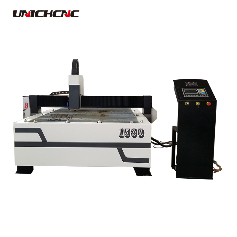 Metal plate cnc plasma cutter machine 1530 220v for sale
