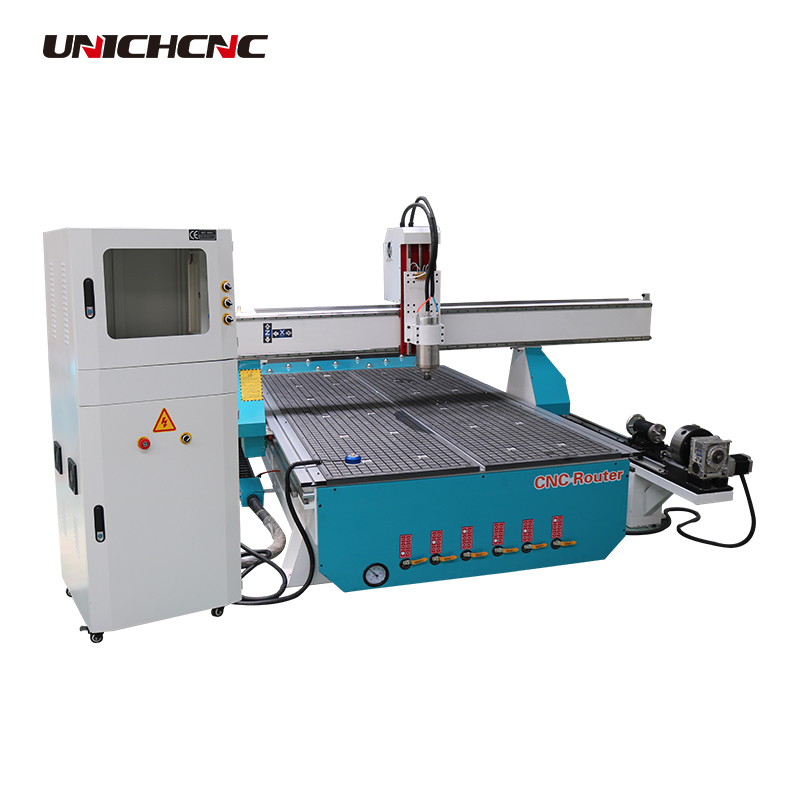 Homemade 1325 1530 woodworking pvc mdf cnc router machine