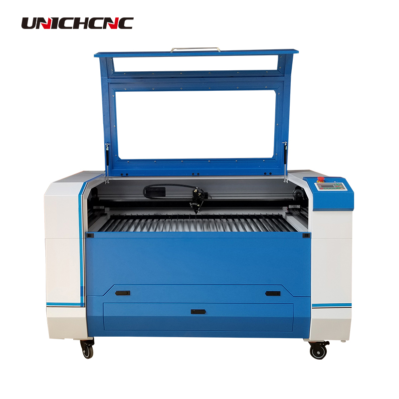 Co2 wood craft laser engraving and cutting machine for sale