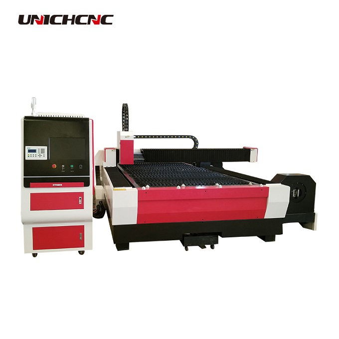 Manufacturer diy 500w 750 fiber laser cutting machine for metal sheet
