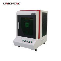 Full Covered fiber laser marking machine 20w 50w