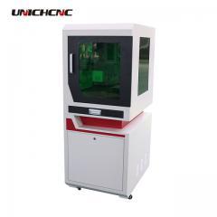 Safety cover pigeon ring fiber laser marking machine