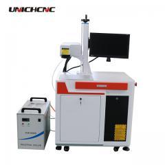 Desktop uv fiber laser marking machine price
