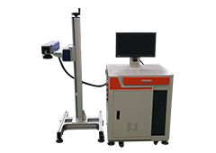 Patent 100w metal label fiber laser marking machine price