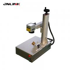 Portable steel plate vin number marking machine 20w 30w 50w