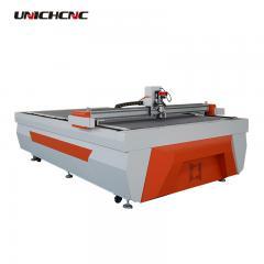 2500*1600mm cnc full and half vibrating knife cutting cnc foam cloth cutting machine price india