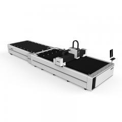 Exchange Table Big Power Fiber laser cutting machine 1530 1540 1560 1500W 2200W 3300W 4000W 8000W