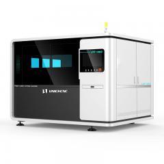 High precision small thin sheet metal laser cutting machines 0640 500W 750W