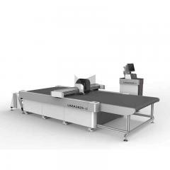 Auto Feeding Vibrating Knife Cutting Machine1625