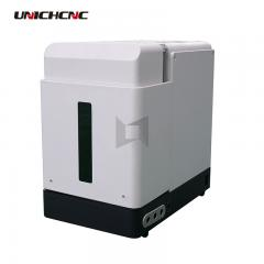 Protective color marking metal with color with mopa generator fiber marking machine