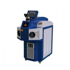 Desktop cheap china jewelry laser welding machine for gold and silver ring 100w 200w 300w 400w