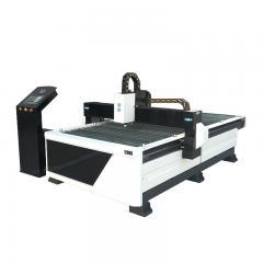 Low cost sheet metal cnc plasma cutting machine China 1530 2030 63a 160a metal plate cnc plasma cutter cut 40 60