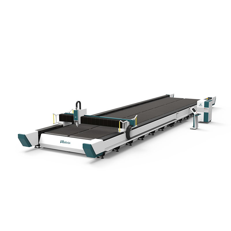 【LX16030L】High power Ultra Large Format fiber laser cutter LX16030L laser metal cutting LXSHOW latest launch laser cutting machine for metal