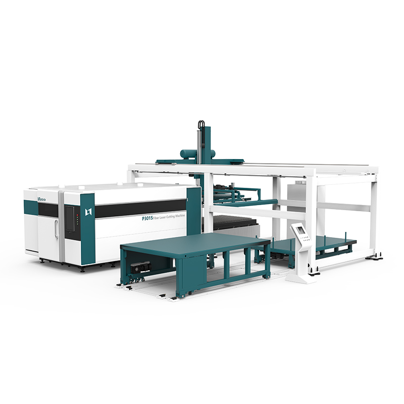 【LX3015PA】 Automation device fiber laser cutter price for sale metal laser machine cut carbon thickness chart aluminum plate for industry